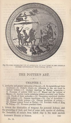 The Potters Art. The Potter's Wheel, Ancient Pottery, Ancient Sepulchral Pottery, Ancient Chinese...