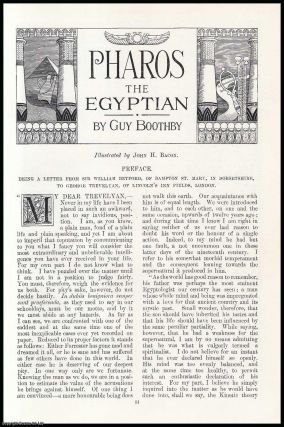 Pharos The Egyptian. Complete in Six Parts. An original article from the Windsor Magazine, 1898....