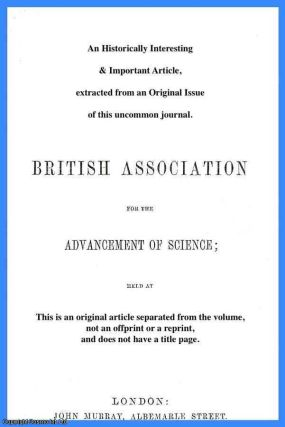 Biological Sciences in British Schools. An original article from the Report of the British...