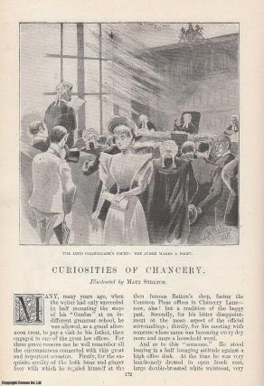 Curiosities of Chancery. Illustrated by Matt Stretch. An original article from the Windsor...