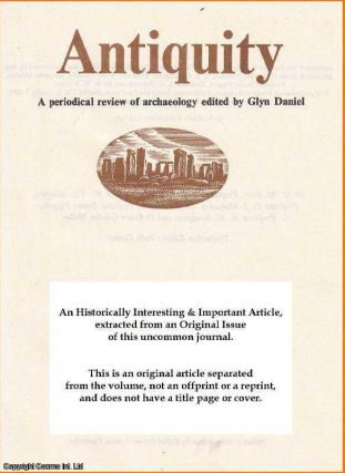 The Aeroplane and Egyptian Archaeology. An original article from the Antiquity journal, 1929