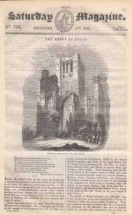 The Abbey of Kelso, Largest Town of The County of Roxburgh; Welsh Triades, part 1; The New...