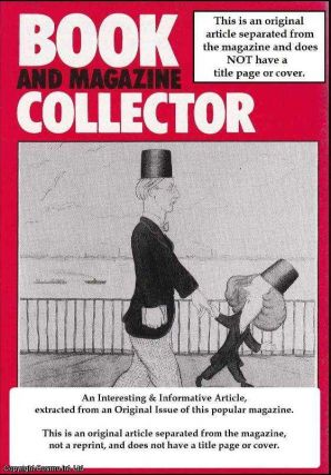 The Men who Drew Billy Bunter. This is an original article separated from an issue of The Book &...